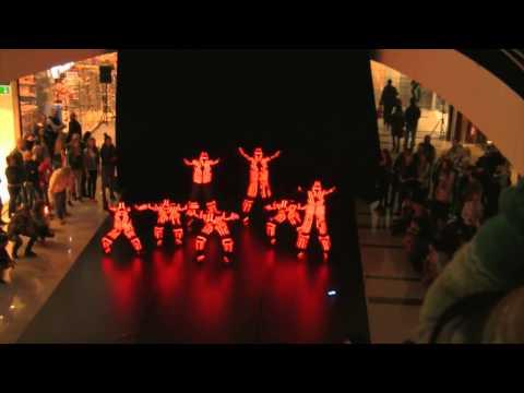 Tron Dancecrew V2 - George Maxter [Electro Dance 2013] (Fl studio)