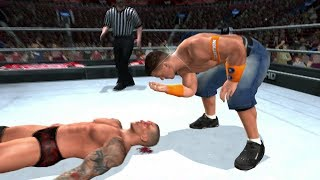 WWE SmackDown vs. Raw 2011 PS2 Gameplay HD (PCSX2)