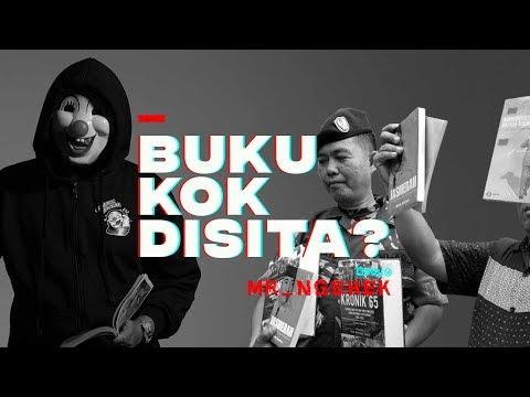 TNI Sita Buku (Yang Katanya) Kuminis. Dibaca dulu gak tuh? | MR. NGEHEK