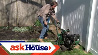 How to Lay Sod in a Backyard | Ask This Old House