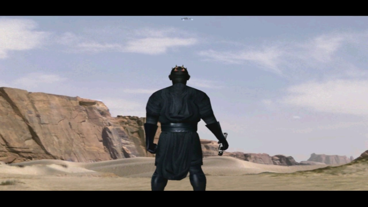 Star Wars Episode I The Phantom Menace Full Playthrough Part 3