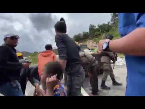 Papua Memanas Lagi,, Kontak Tembak Aparat Dan OPM Di Papua