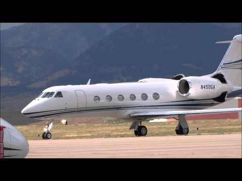 Plane Spotting - Rocky Mountain Metro Airport - Fall 2015