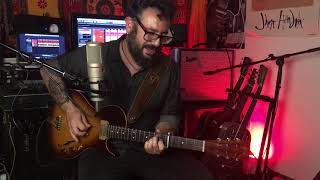 B&G Stay-Home Sessions / Francesco Piu - Goin' Away Baby (Eric Clapton cover)