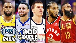 Chris Broussard & Ryan Hollins on the Best NBA Teams in the West
