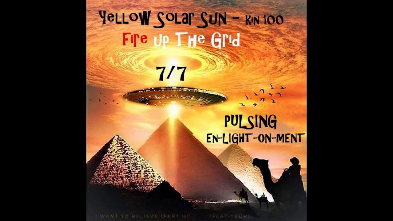 THE SIRIUS GATEWAY Frequency of Transcendence Bridging Heaven and Earth ~ Kin 100: Yellow Solar Sun