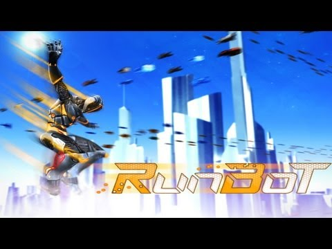 RunBot - Universal - HD Gameplay Trailer