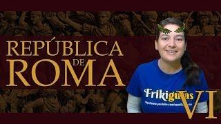 República de Roma (VI) - Fase de Combate y Fase de Revueltas