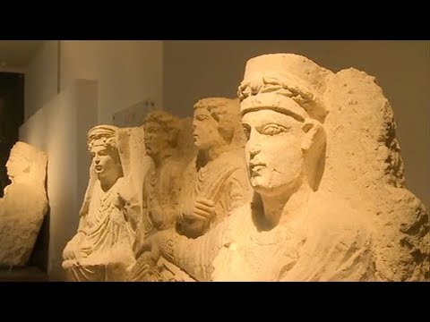 Syria's National Museum of Damascus reopens after 6 years