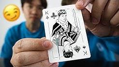 Karte in SCHACHTEL teleportieren - Erklärung zum König Gaff (Somniumcards) mit Hai Do