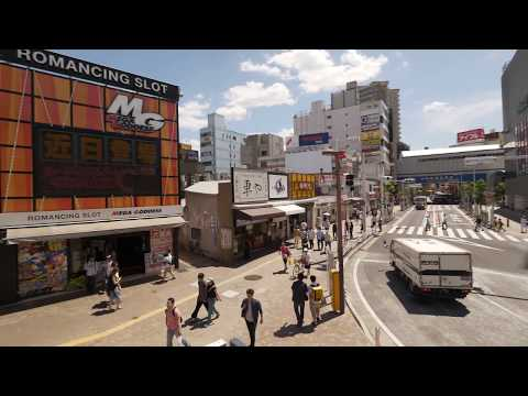 【4K】Walking at Funabashi, Chiba prefecture