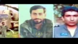 سرود حماسی خلبانان با صدای جمشید نجفی -  نسخه قدیم - به همراه متن سرود