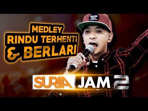 Tomok - Medley Rinduku Terhenti & Berlari @ Suria Jam 2, Mydin Taman Pelangi Indah, Johor