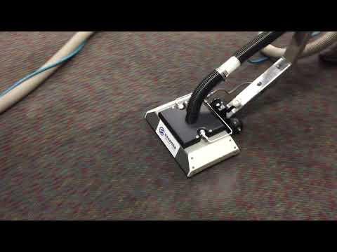Zipper super spinner and vortex carpet cleaning