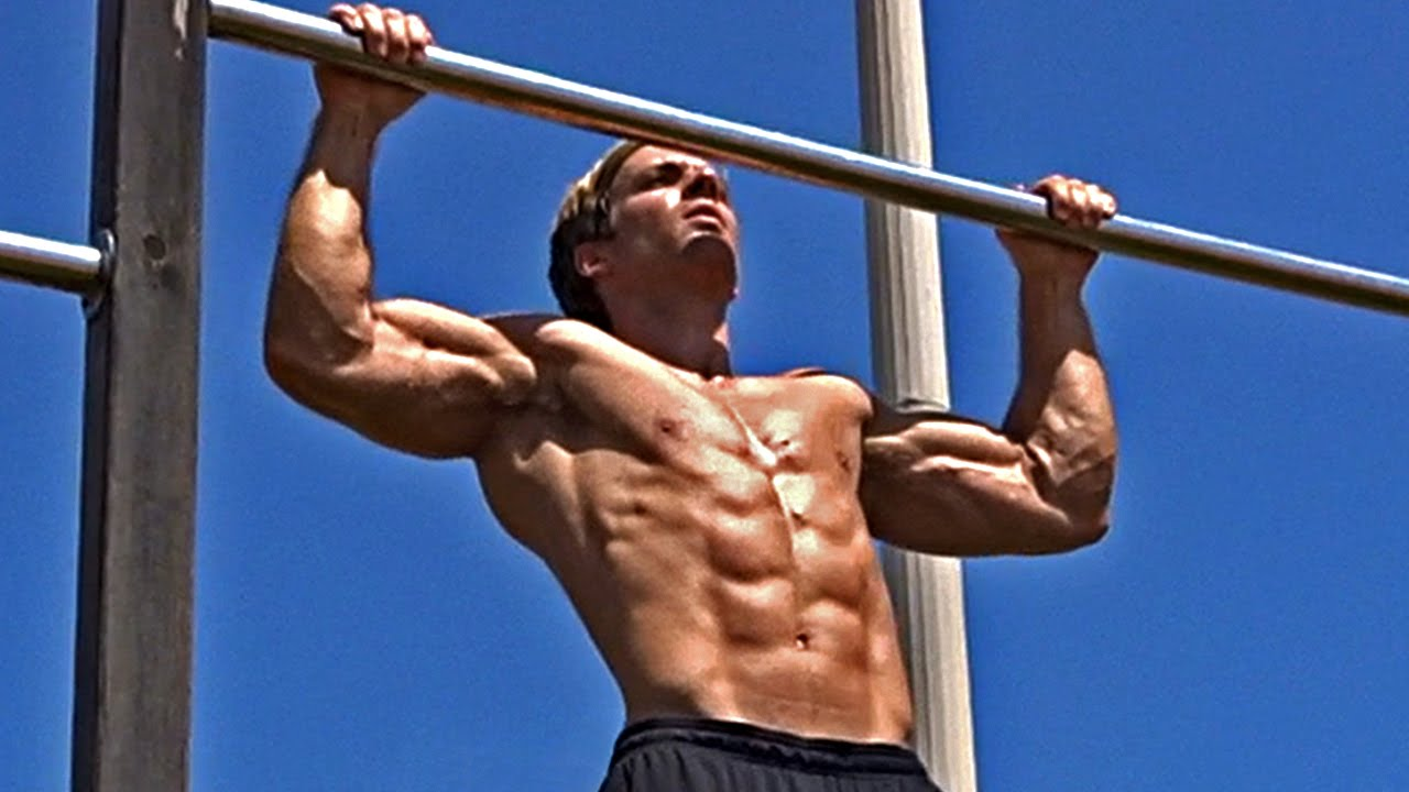We increase the number of pull-ups