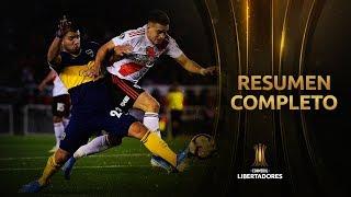 Resumen completo | River Plate 2 - 0 Boca Juniors | Semifinal Libertadores