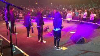 Tye Tribbett Live at Redemption, Greenville,SC