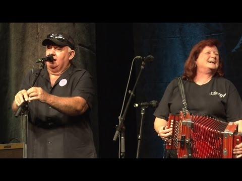 The Family Waltz - Sheryl Cormier and Friends - Augusta Cajun Week 2016