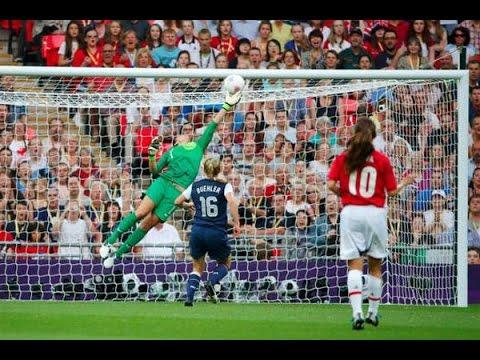 Best Goalkeeper Saves Ever   Women Edition   2016