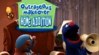 Sesame Street: Outrageous Makeover - Home Addition