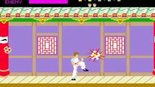 Arcade Game Kung Fu Master 1984 Irem