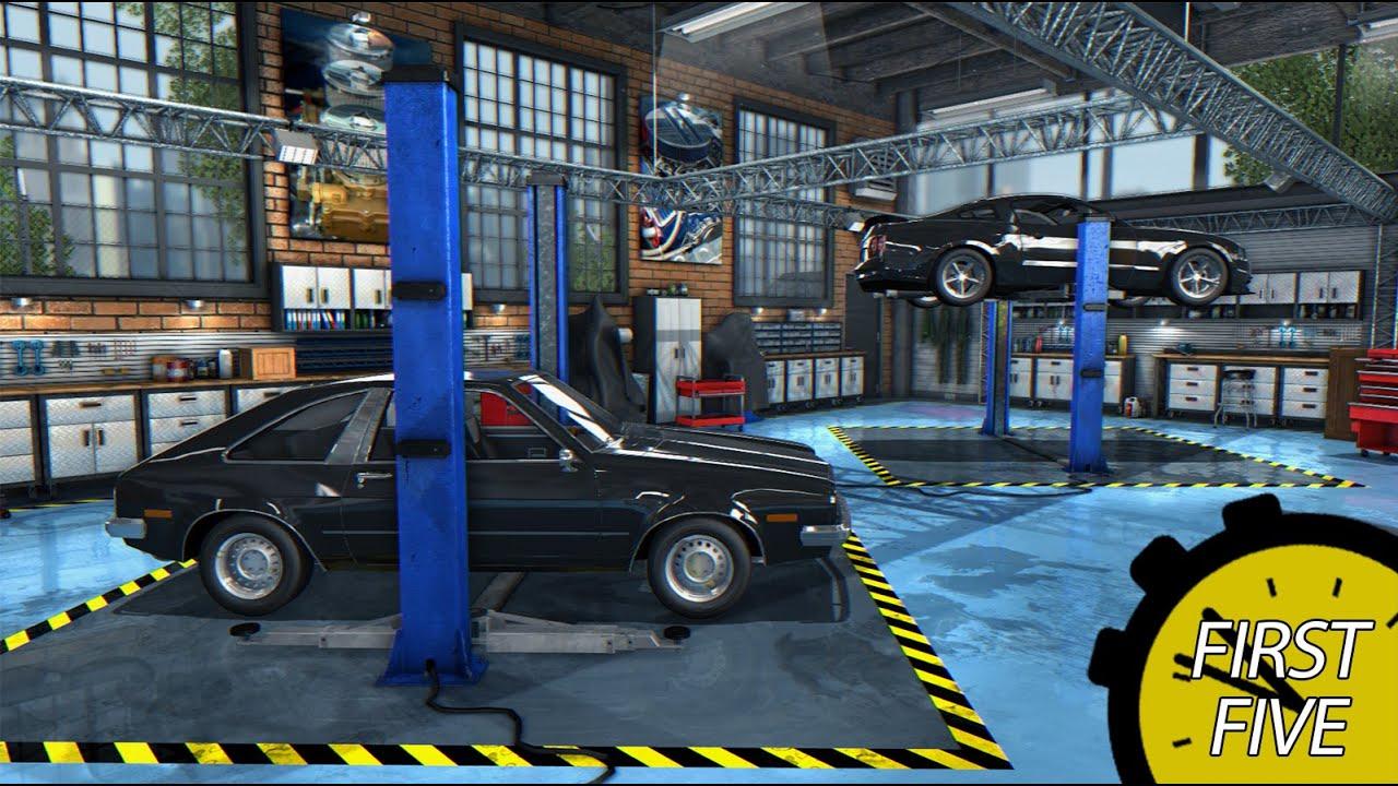 Car mechanic simulator 2014 pc game free download 8