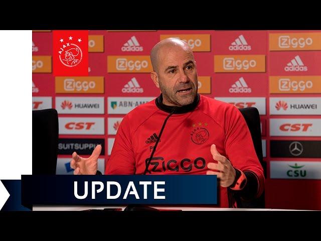 Bosz tevreden over prestaties El Ghazi in Jong Ajax
