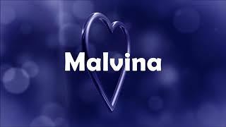 Happy Birthday Malvina!