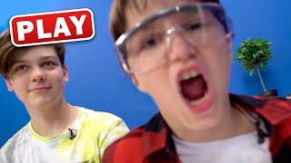 КукуPlay - Fuzion Max Челлендж - Попади если сможешь - Трансформация Роботов