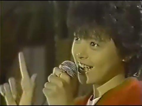 真鍋ちえみ (Chiemi Manabe) - ロマンティックしましょう /live 1982