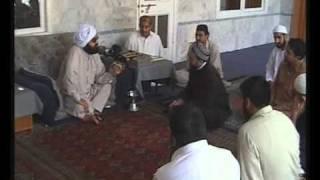 Pir Saqib Shaami with Pir Naseeruddeen Shah Naseer (RA)