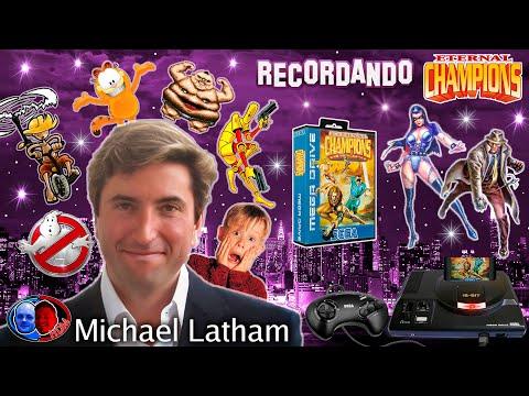 Historia de Michael Latham & Saga Eternal Champions, Net Fighter, Green Dog, Tongue Of The Fatman