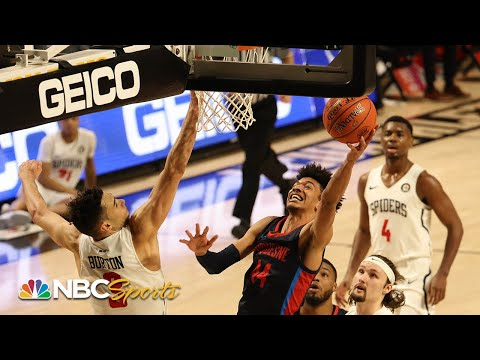 Duquesne Dukes vs. Richmond Spiders  EXTENDED HIGHLIGHTS  3421  NBC Sports