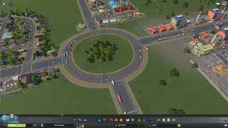 Cities Skylines  Quick Tips  Roundabouts