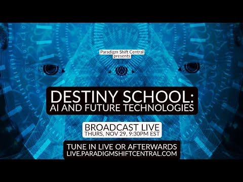 Paradigm Shift Destiny School: AI and Future Technologies