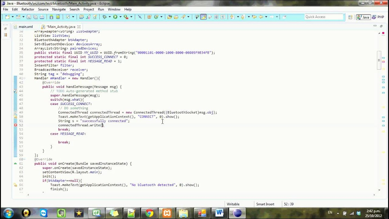 ANDROID DEVELOPMENT TUTORIAL DOWNLOAD