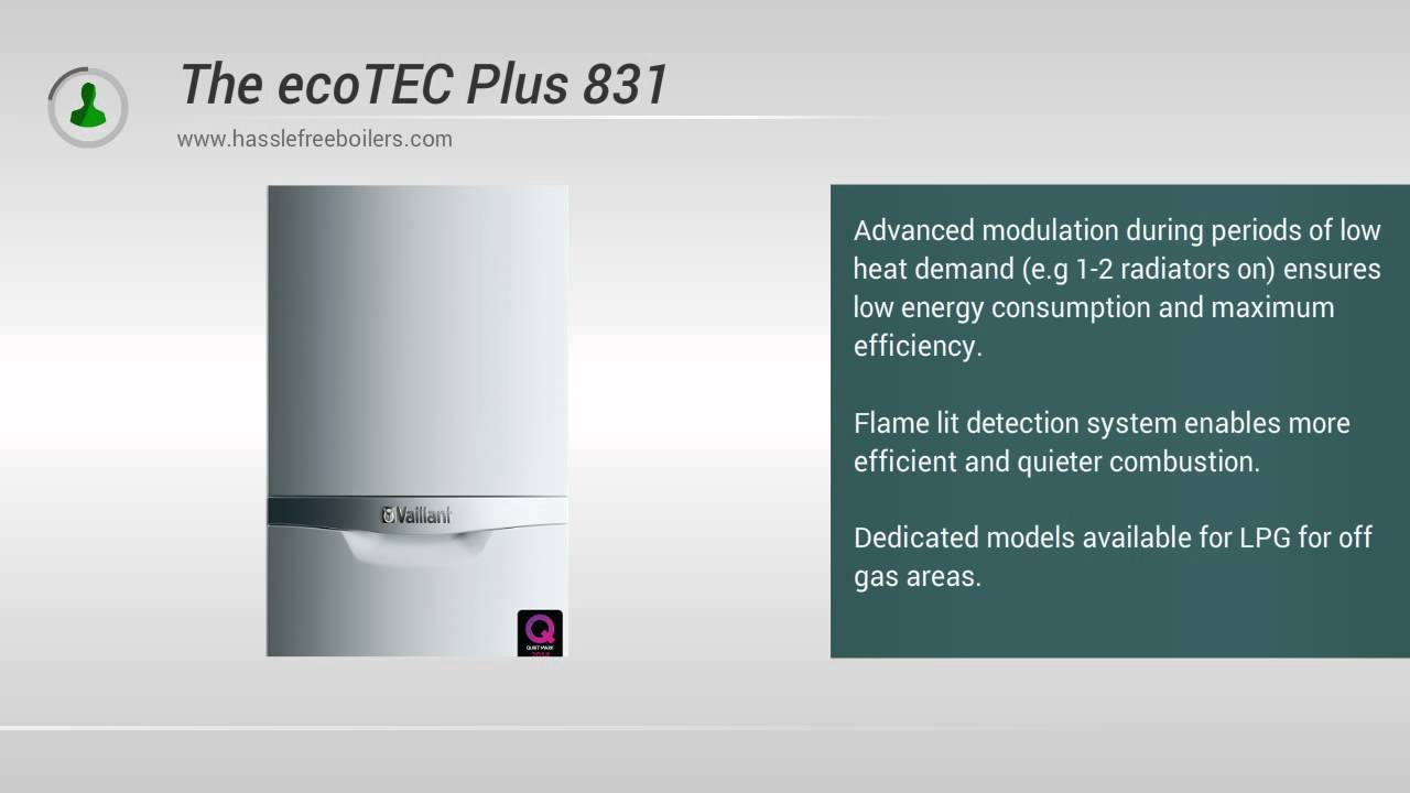 vaillant 831 ecotec plus 31kw combi boiler review and. Black Bedroom Furniture Sets. Home Design Ideas