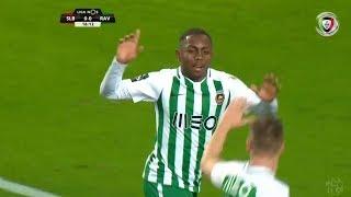 Goal | Golo Gabrielzinho: Benfica 0-(1) Rio Ave (Liga 18/19 #16)