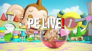 PE LIVE! - New Super Monkey Ball Incoming? | Marvel UA 3 GameInformer + Q&A! & Mario Kart 8 Delxue!