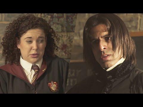 If Hogwarts Taught Sex Ed