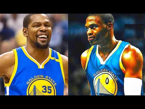 KEVIN DURANT TELLS RUSSELL WESTBROOK TO JOIN WARRIORS