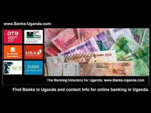 Uganda Banks Directory, Banking guide for Uganda.