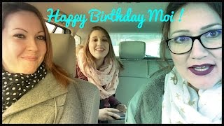 Vlogmavie2017 #1 Happy Birthday Moi ^^