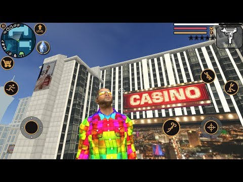 Vegas Crime Simulator 2 (Mod Money)