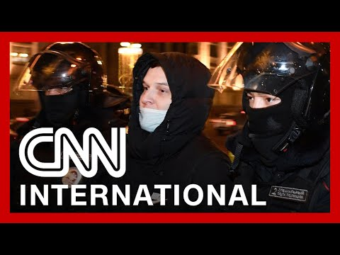 CNNi: Navalny supporters to regroup after police crackdown