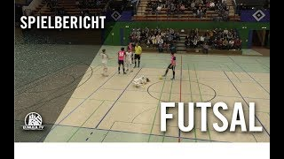 HSV-Panthers - SV Werder Bremen Futsal (Futsal-Regionalliga Nord)