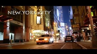 New York City - The exciting and groovy