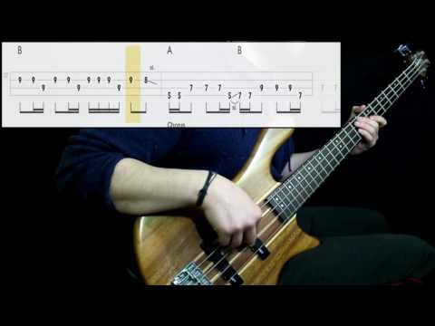 Sublime - Santeria (Bass Only) (Play Along Tabs In Video)