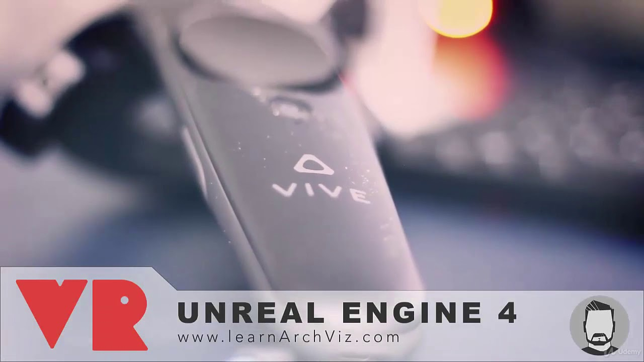 Unreal Engine 4 Easy VR for Arch Viz with UE4