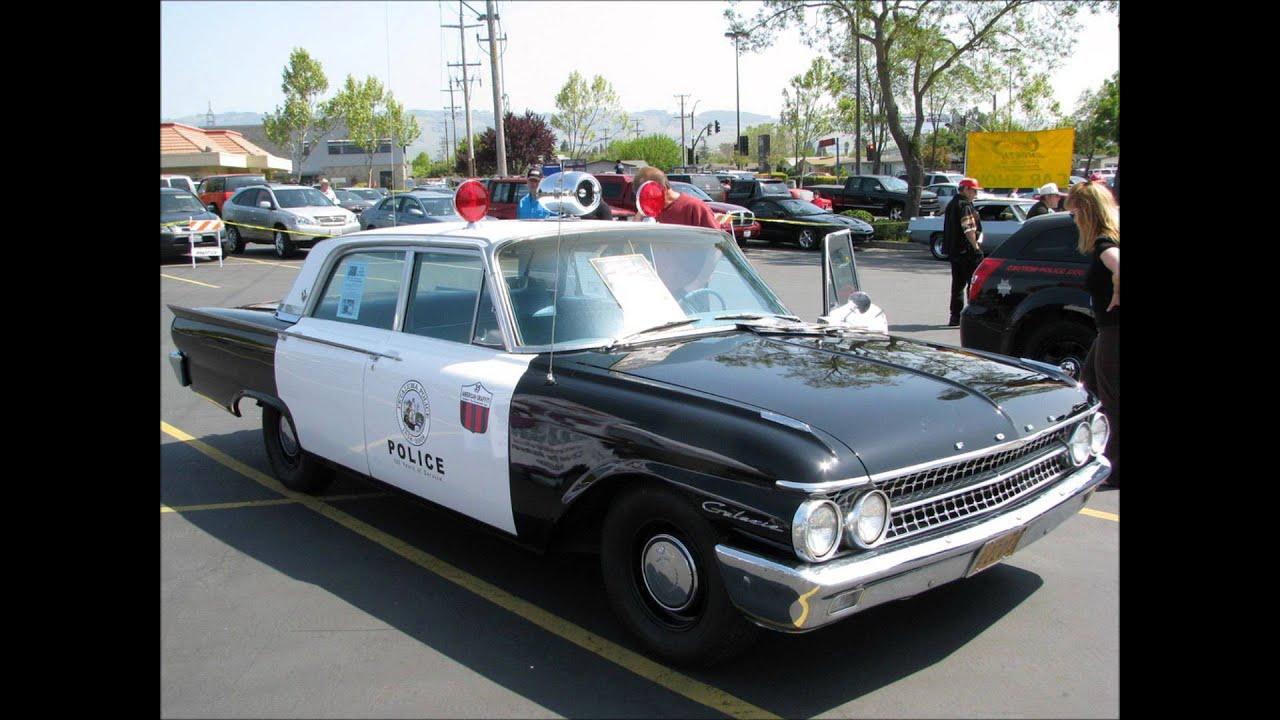 vintage police cars 40s 70s tribute youtube. Black Bedroom Furniture Sets. Home Design Ideas